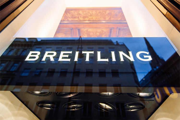 Breitling: founded in 1884