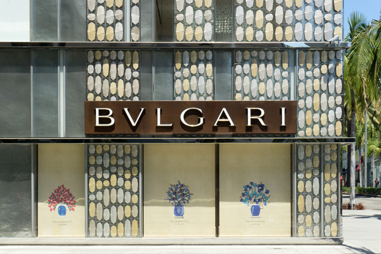 Bulgari: founded in 1884