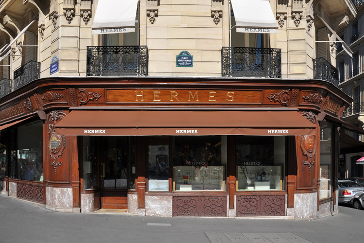 Hermès: founded in 1837