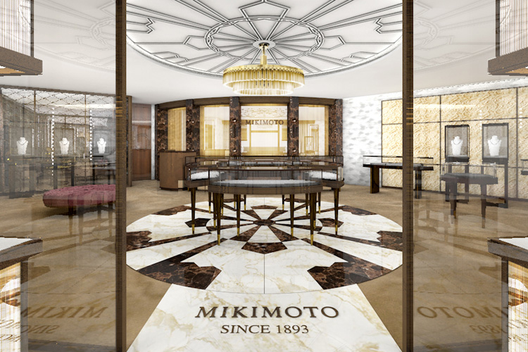 Mikimoto: founded in 1893