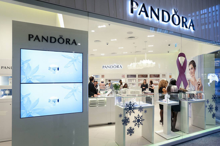 Pandora: founded in 1982