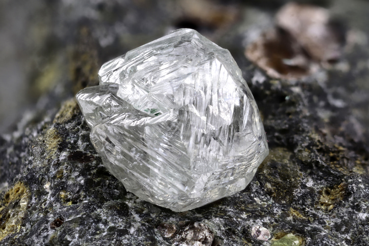 The diamond: the hardest mineral in the Mohs Scale | Photo: Shutterstock
