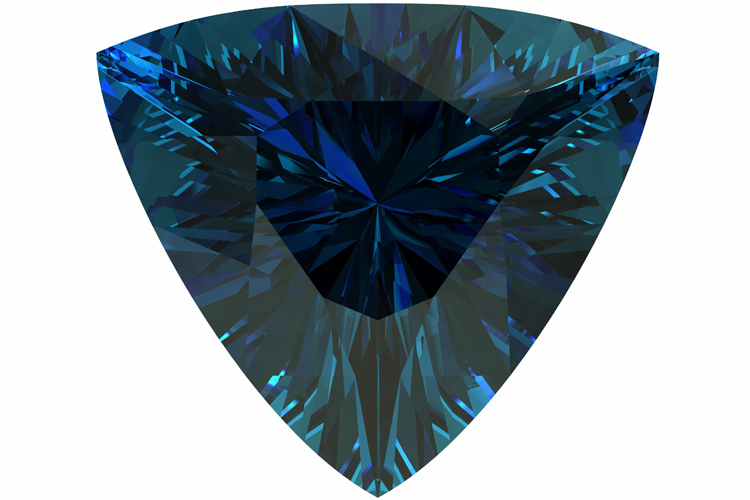 The Alexandrite: Named after Alexander I of Russia