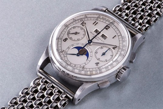 Rare Patek Philippe is the world ' s most expensive wrist watch