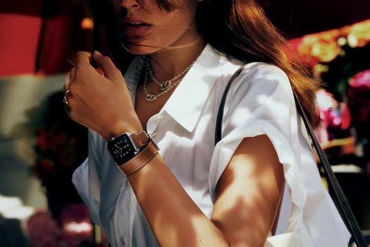 Apple and Hermès launch innovative watch