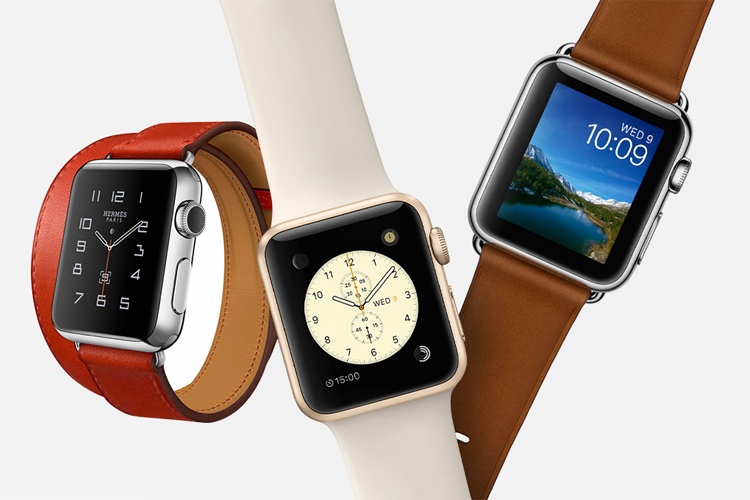 Smartwatch sales outshine Swiss wrist watches