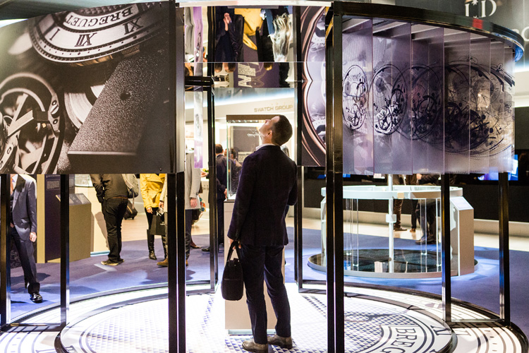 Baselworld: over 150,000 visitors each year | Photo: Baselworld
