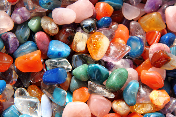 Birthstones: our birth month is associated with a gemstone, or more