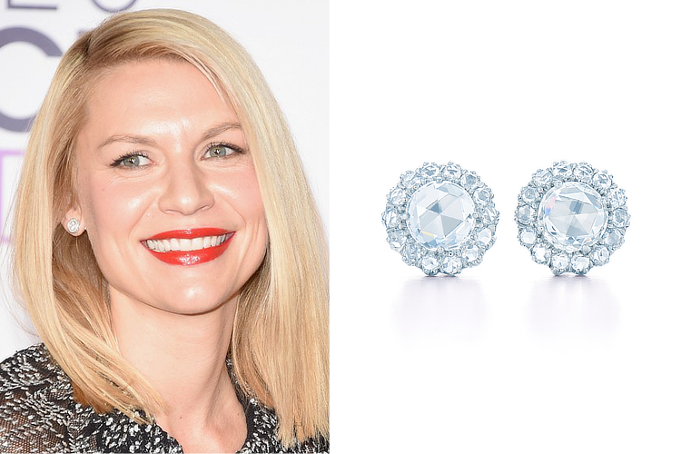 Claire Danes: polished beauty at the 2016 People's Choice Awards