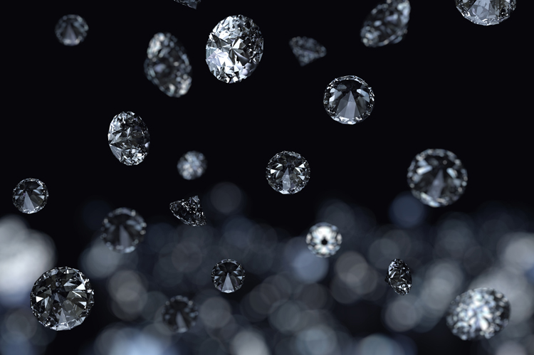 10 curious facts about diamonds