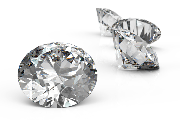 The Four C's of Diamonds: Cut, Clarity, Color and Carat
