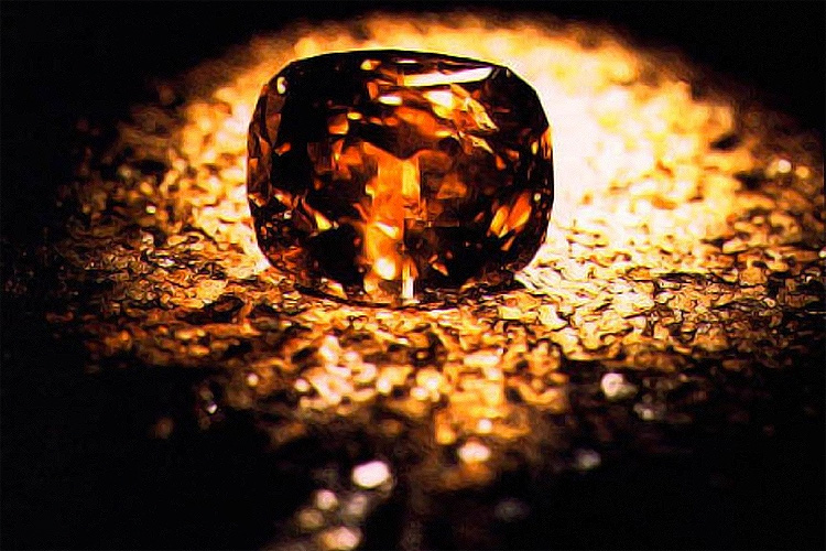 The Golden Jubilee Diamond