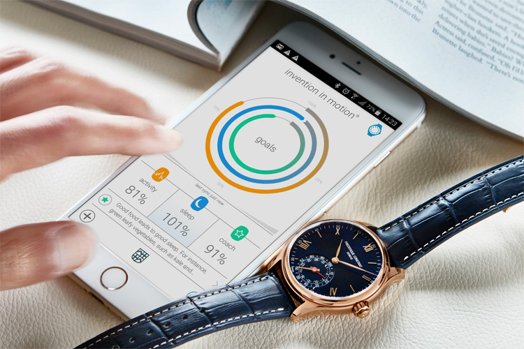 Horological Smartwatch: the new model gets a world timer