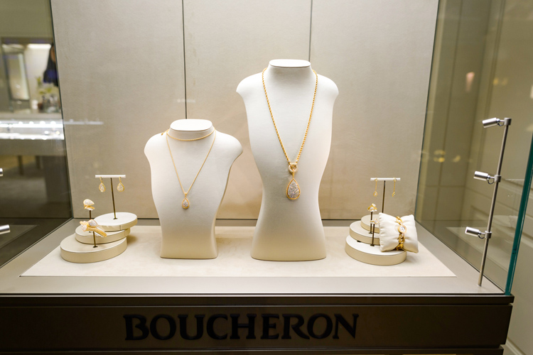 Jewelry shops: know what you're buying