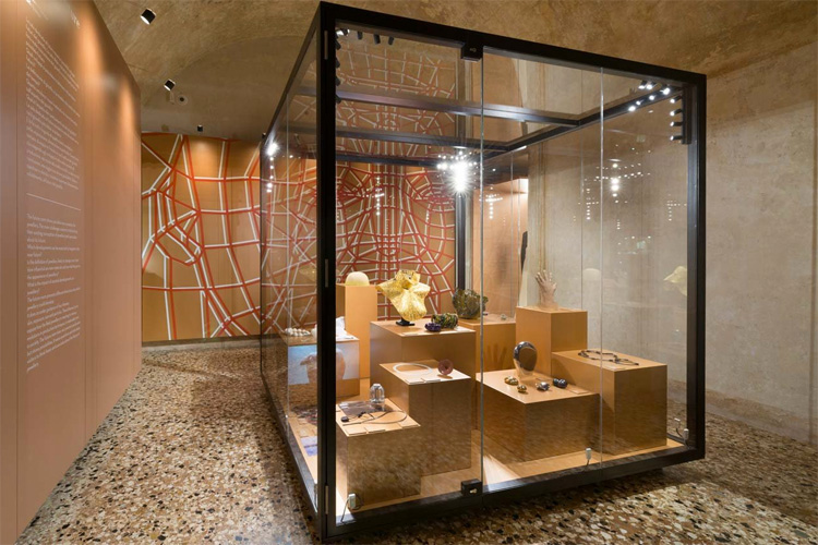 Museo del Gioiello: nine rooms exclusively dedicated to the jewel | Photo: Cosmo Laera