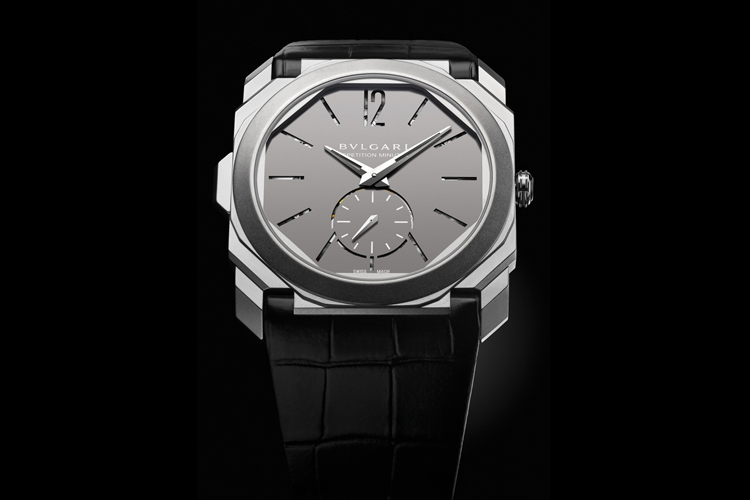 Octo Finissimo by Bulgari: the world's thinnest minute repeater