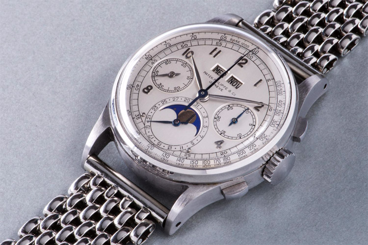 Patek Philippe Ref. 1518: the world's most expensive wristwatch | Photo: Phillips
