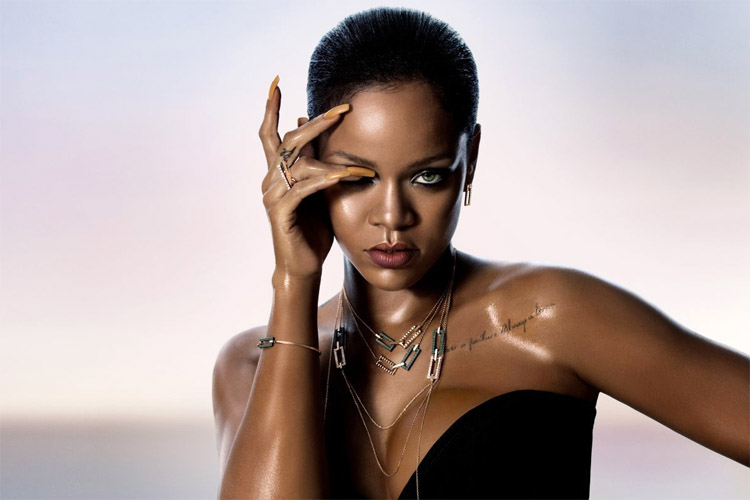 Chopard and Rihanna launch new jewelry collection, Victoria's Jewelry Box