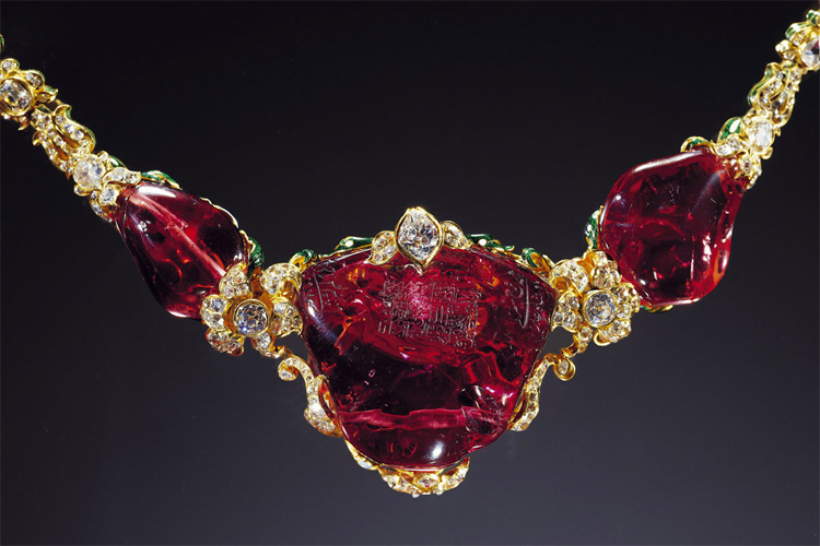 The Timur Ruby