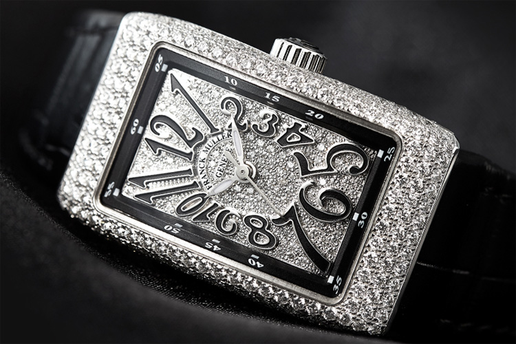 Franck Muller presents the Vanguard Long Island